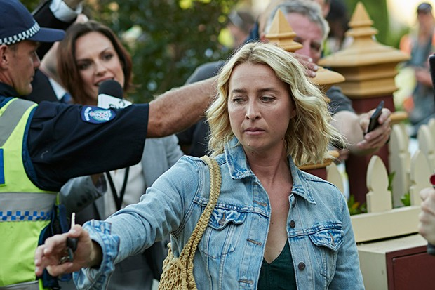 Asher Keddie as Alexandra in The Cry