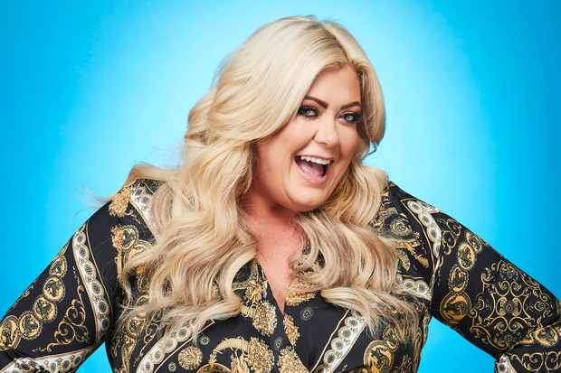 Gemma Collins, Dancing on Ice (ITV, KB)