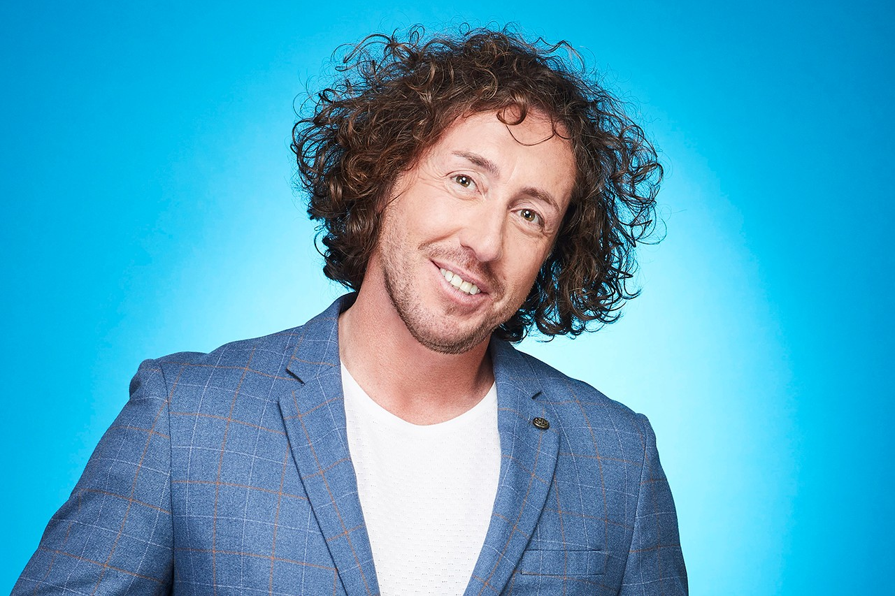 Dancing on Ice 2019 contestant Ryan Sidebottom (ITV)