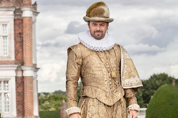 Danny Dyer's Right Royal Family: EastEnders actor lands