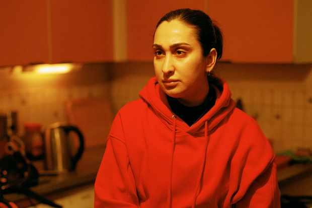 Saskia Chana as Deniz in The Bisexual (C4, EH)