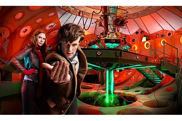 Doctor Who Tardis 2010