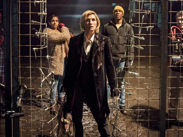 Doctor Who series 11: The Woman Who Fell to Earth review – 'Jodie Whittaker is exactly the regeneration this show needed'