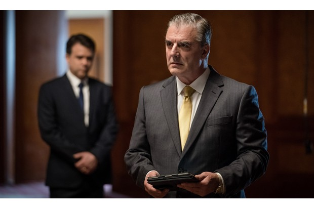 Doctor Who series 11 ep 4 Chris Noth