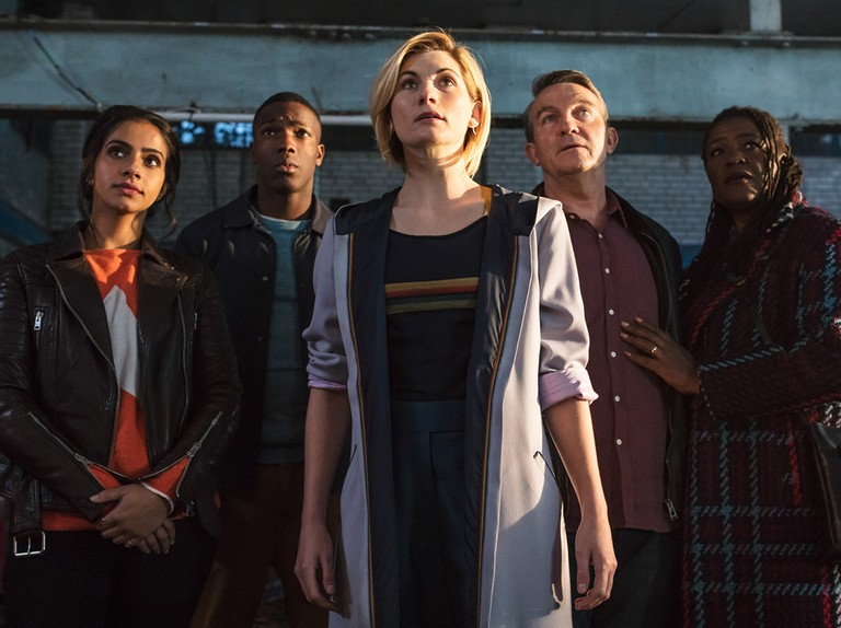 We want YOU to review new Doctor Who