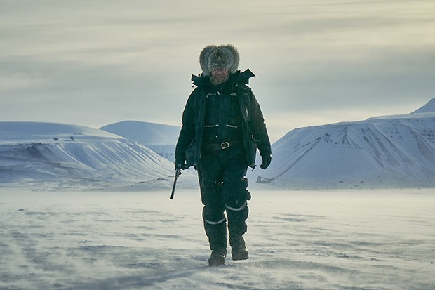 Richard Dormer as Dan Anderson in Fortitude