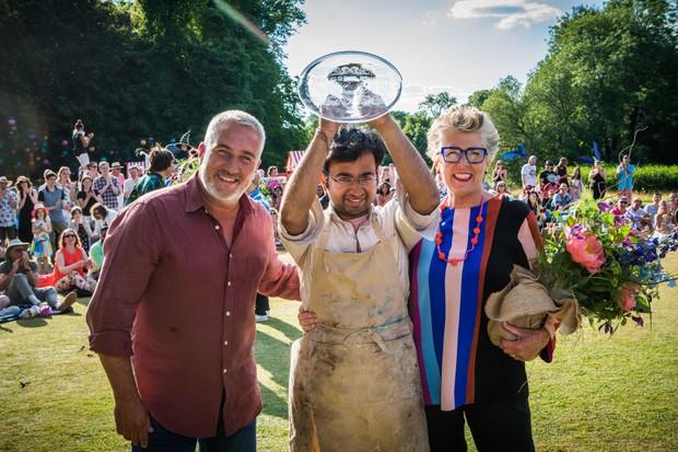 The Great British Bake Off 2018 winner Rahul
