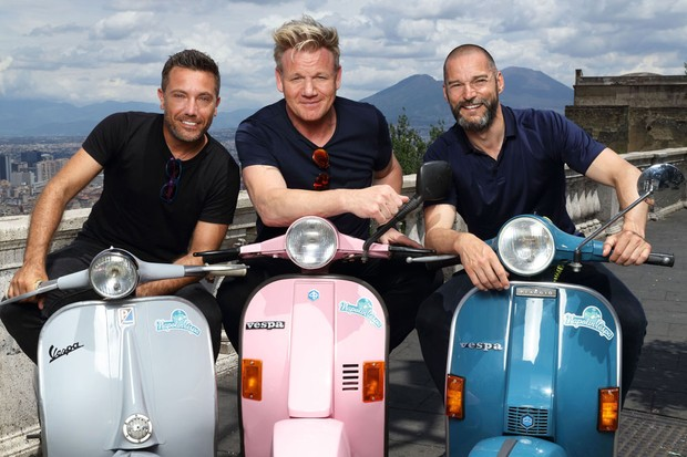 Gordon, Gino and Fred (ITV)