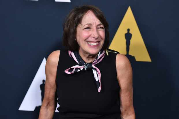 "BEVERLY HILLS, CA - AUGUST 15:  Didi Conn attends the ""Grease"" 40th anniversary screening at Samuel Goldwyn Theater on August 15, 2018 in Beverly Hills, California.  (Photo by Alberto E. Rodriguez/Getty Images)"