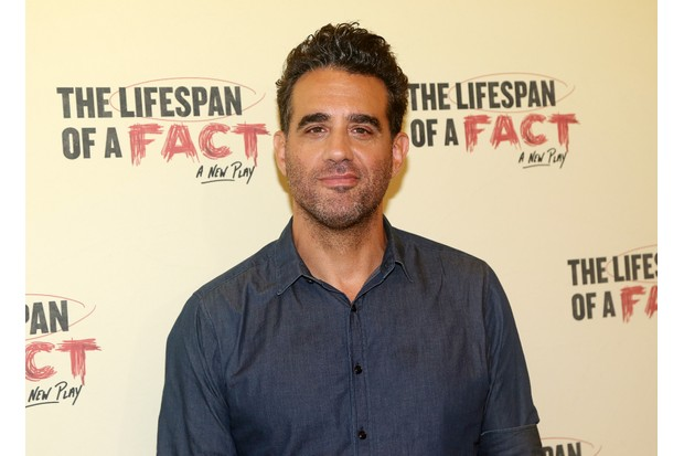 """NEW YORK, NY-SEPTEMBER 06: Bobby Cannavale poses at the """"The Lifespan Of A Fact"""" photo call and meet & greet at The New 42nd Street Studios on September 6, 2018 in New York City. (Photo By Bruce Glikas/FilmMagic)"""
