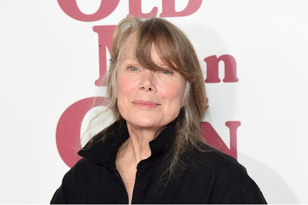 "NEW YORK, NY - SEPTEMBER 20: Sissy Spacek attends the ""The Old Man & The Gun"" premiere at Paris Theatre on September 20, 2018 in New York City. (Photo by Jamie McCarthy/Getty Images)"