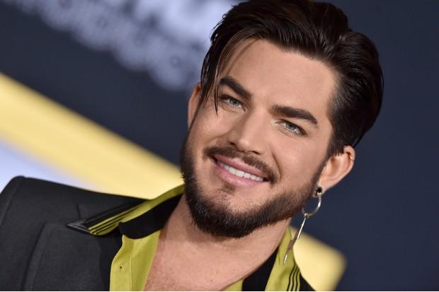 Is Adam Lambert the voice behind Unicorn?