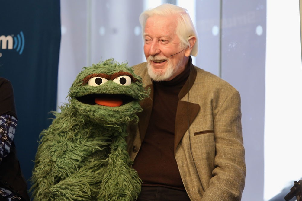 Caroll Spinney (Getty)