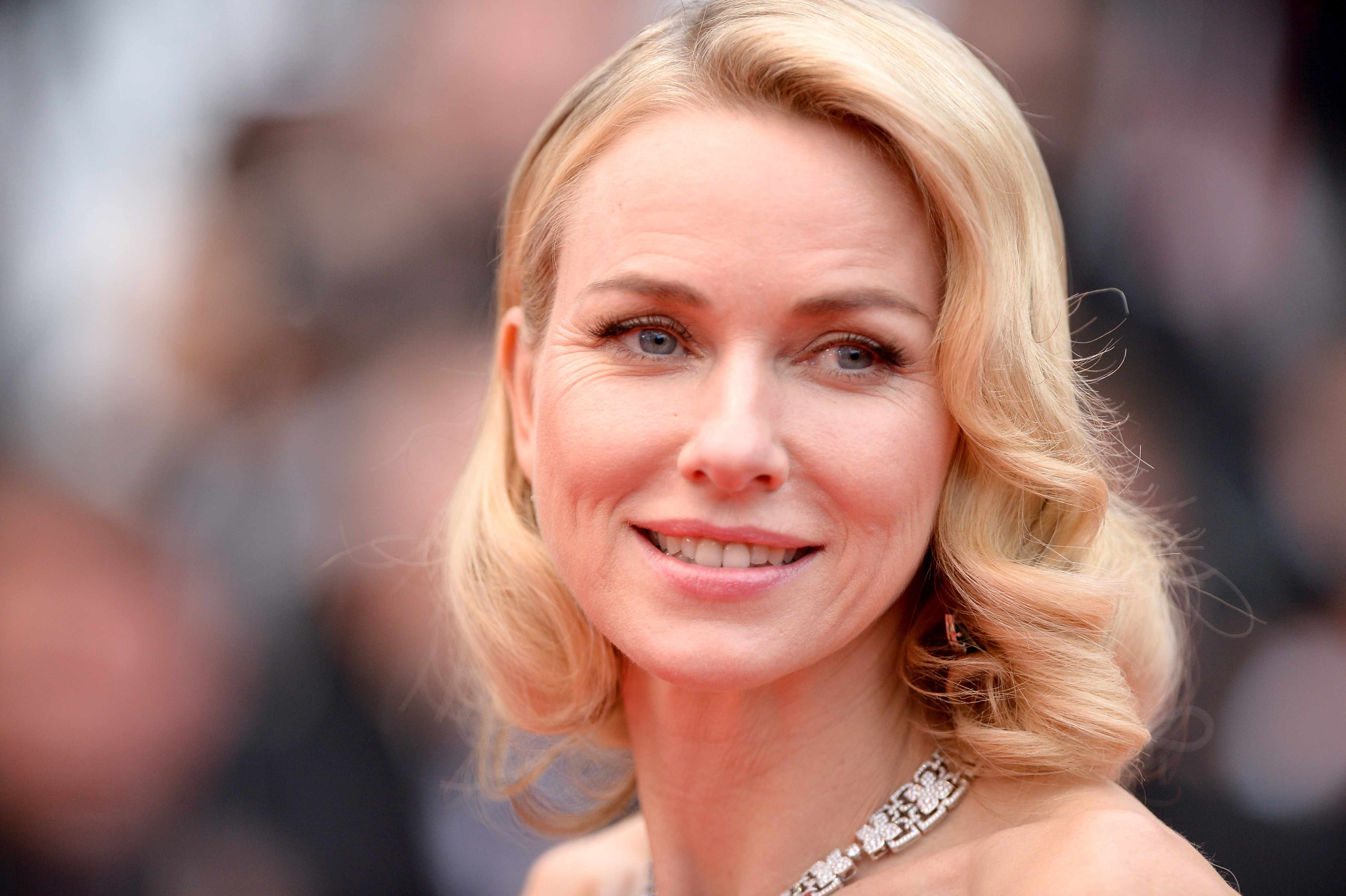 "CANNES, FRANCE - MAY 14:  Naomi Watts attends the ""Mad Max : Fury Road""  Premiere during the 68th annual Cannes Film Festival on May 14, 2015 in Cannes, France.  (Photo by Dominique Charriau/WireImage)  Getty, TL"