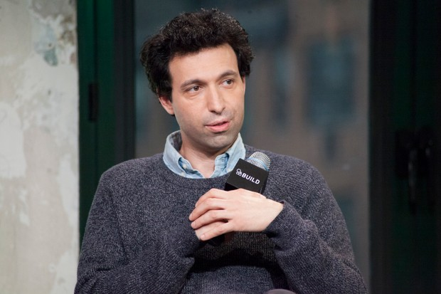 "NEW YORK, NY - FEBRUARY 16:  Alex Karpovsky attends AOL Build Speaker Series - Zosia Mamet, Jemima Kirke, Jenni Konner, Jake Lacy and Alex Karpovsky, ""Girls"" at AOL Studios In New York on February 16, 2016 in New York City.  (Photo by Santiago Felipe/Getty Images)"