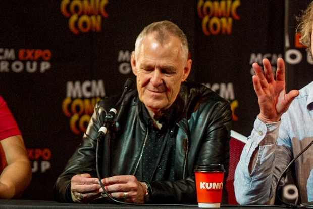 Ian Gelder at MCM London Comic-con (Getty)