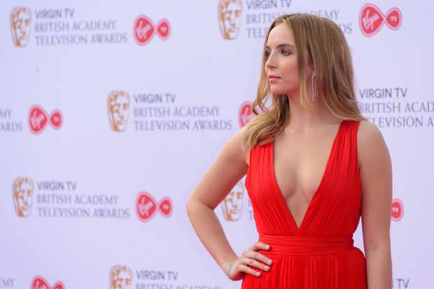 LONDON, ENGLAND - MAY 14: Jodie Comer attends the Virgin TV BAFTA Television Awards at The Royal Festival Hall on May 14, 2017 in London, England. (Photo by Joe Maher/Getty Images)