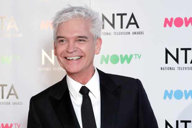 Phillip Schofield, NTAs (Getty)