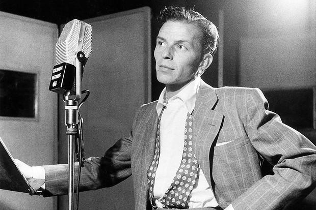 Frank Sinatra (Getty)