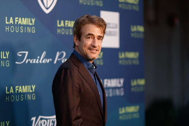 WEST HOLLYWOOD, CA - APRIL 05: Dermot Mulroney arrives to the LAFH Awards at The Lot in West Hollywood on April 5, 2018 in West Hollywood, California. (Photo by Christopher Polk/Getty Images)