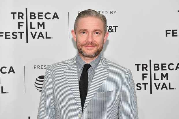 """NEW YORK, NY - APRIL 19:  Martin Freeman attends a screening of """"Cargo"""" during the 2018 Tribeca Film Festival at SVA Theatre on April 19, 2018 in New York City.  (Photo by Dia Dipasupil/Getty Images for Tribeca Film Festival)"""