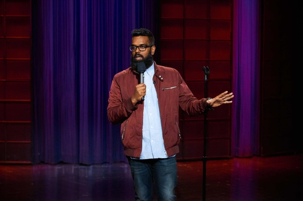 Romesh Ranganathan is teaming up with Rob Beckett for the annual gig (Getty)