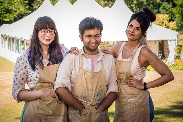 Great British Bake Off 2018 finalists