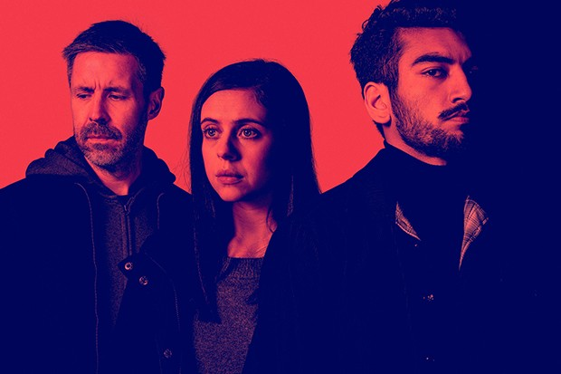 Informer BBC1 FULL cast: who stars in the TV drama? Bel