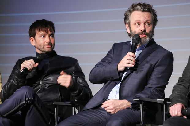 David Tennant, Michael Sheen