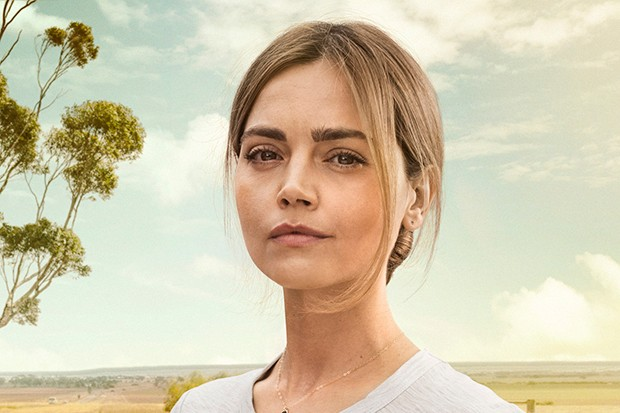 Jenna Coleman in The Cry
