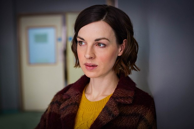 Jessica Raine plays Emily Waters in Informer