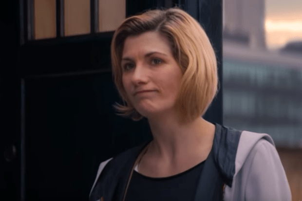 Lonely Doctor Who