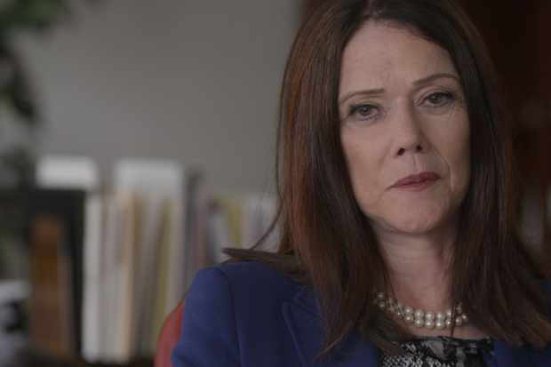 Steven Avery's new lawyer Kathleen Zellner features in the first trailer for Making a Murderer: Part 2 (Netflix)