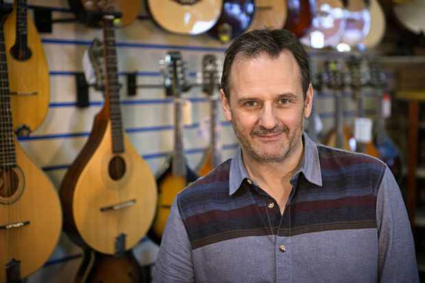 Radio 2's Mark Radcliffe