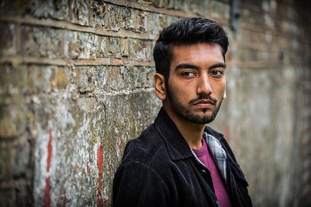 Nabhaan Rizwan plays Raza Shar in Informer