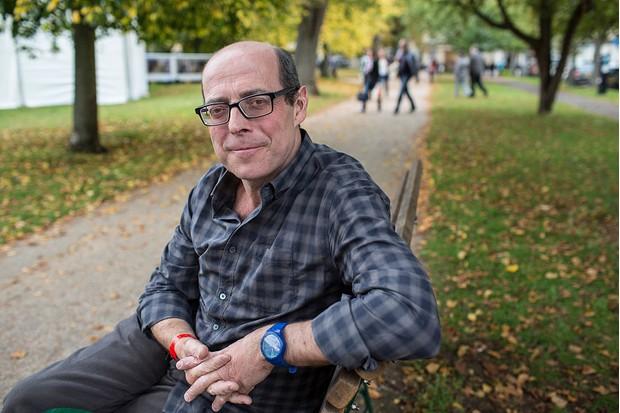 CHELTENHAM, ENGLAND - OCTOBER 10: Nick Robinson, BBC Political Editor, at the Cheltenham Literature Festival on October 10, 2015 in Cheltenham, England. (Photo by David Levenson/Getty Images)