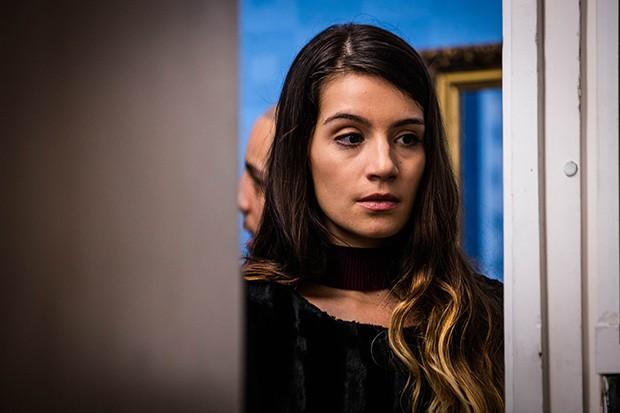Oliva Popica plays Roxy Novac in Informer
