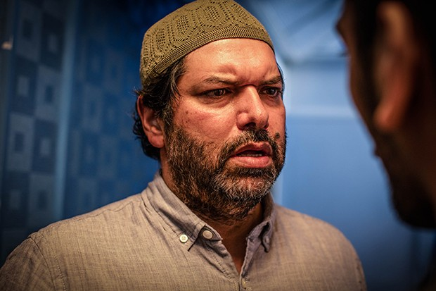 Paul Tylak plays Hanif Shar in Informer