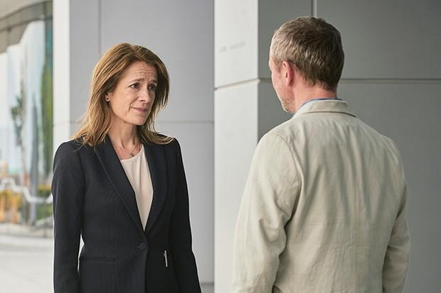 RAQUEL CASSIDY as Rachel in strangers
