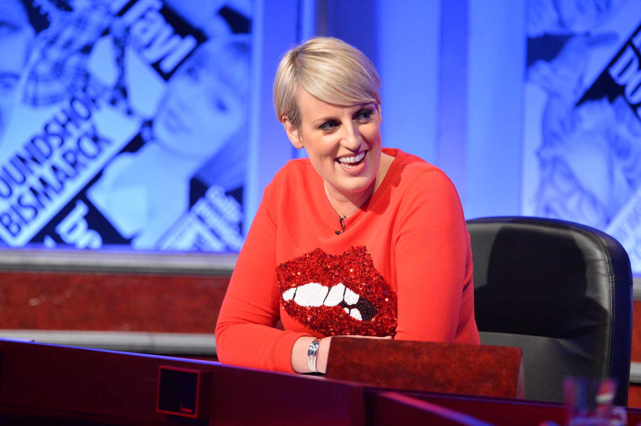 BBC have I Got News For You Steph McGovern (BBC)
