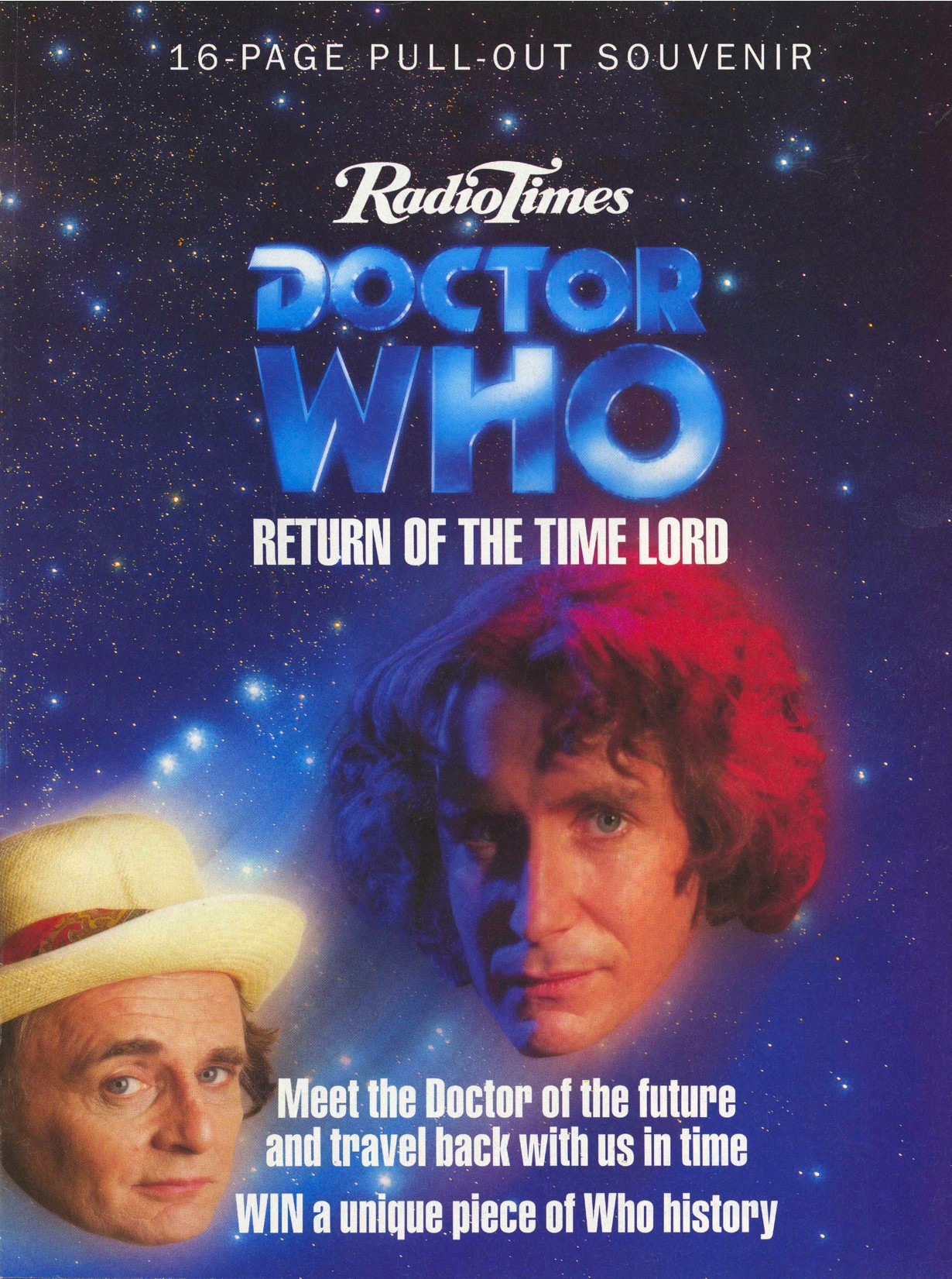RT McGann May 1996 supplement cover