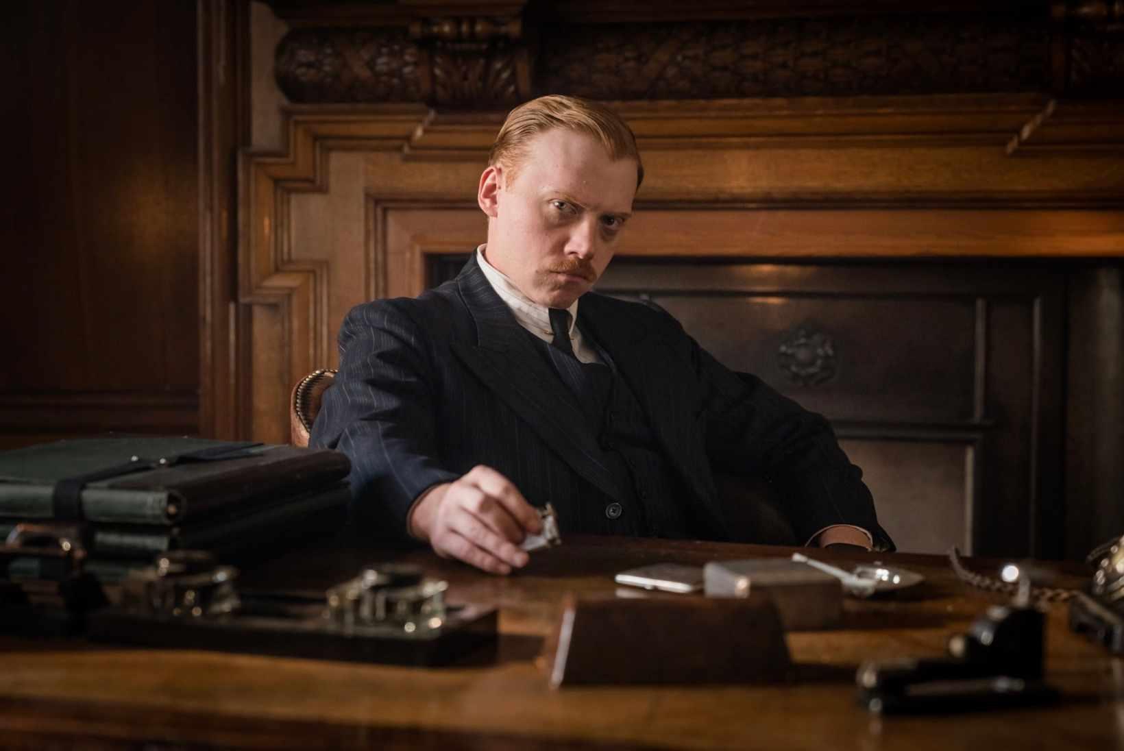The ABC Murders Rupert Grint