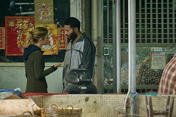 Sally meets Reza in Strangers episode 4