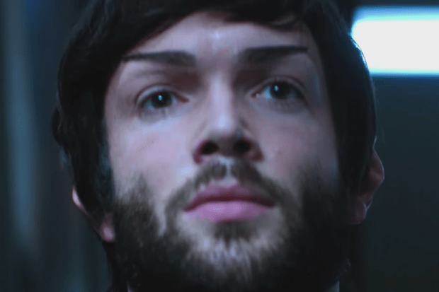 Young Spock Star Trek Discovery