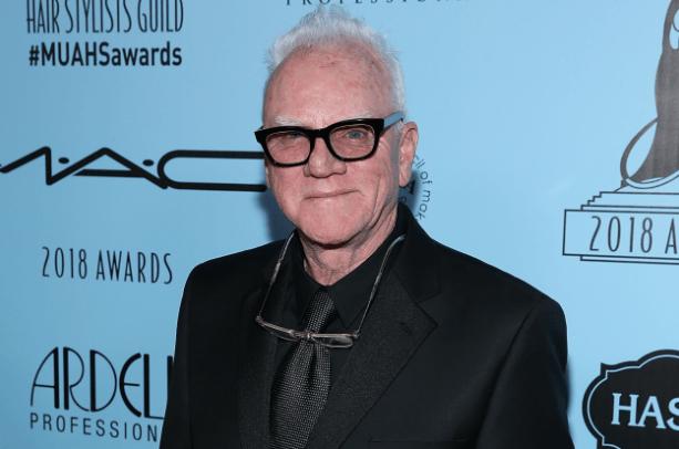 Malcolm McDowell (Getty, EH)
