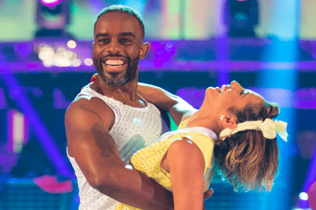 Charles Venn, Karen Clifton, Strictly (BBC, EH)