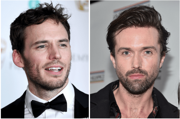 Sam Claflin, Emmett J Scanlan (Getty, EH)