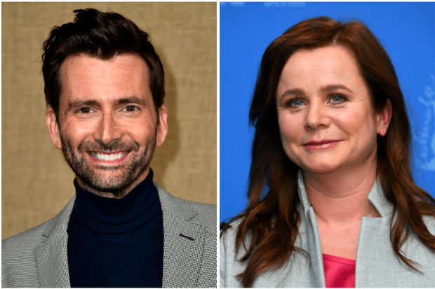 David Tennant, Emily Watson (Getty, EH)