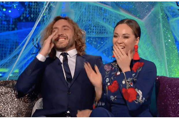 Seann Walsh, Strictly, It Takes Two (BBC)