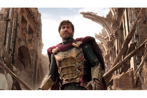 Jake Gyllenhaal as Mysterio in Spider-Man: Far From Home (Marvel)